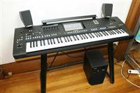 Yamaha Genos keyboard/Pioneer CDJ-2000 NXS2