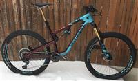 2018 Rocky Mountain Altitude Carbon 90 Trail Mount