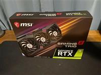 MSI geforce 3060 ti Graphics  whatsapp : +1 (415) 448-6871