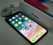 For sell Apple iPhone X 256GB - (Unlocked/SIM FREE