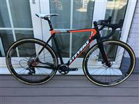 2019 Stevens Super Prestige disc cyclocross bike,