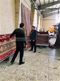 کابل تیر شده از سیلوی مرکزی جوار ریاست ترانسپورت