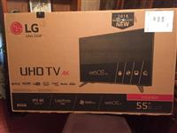 Original LG Led Tv 55 inch
