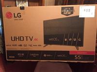 Original LG Led Tv 55 inch