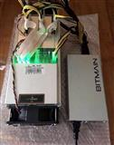 Bitmain S9 Antminer with Power supply 14T Miner