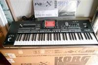 Korg Pa3x 61 Synthesizer