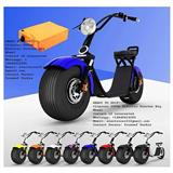 2000 watts Harley Citycoco electric scooter