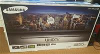 Brand new Samsung 55 inches UHD 4k smart wifi tv