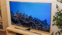 Samsung 65-Inch Curved 4K Ultra HD 3D Smart LED TV