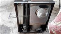 بخاری جرمنی قابل سوخت با مبلایل و دیزل
