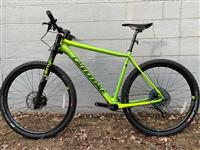 2018 Cannondale F-Si Carbon 2 - SRAM Eagle Hollowg