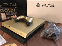 Original Playstation 4 Gold /Black color
