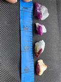 4 Crystal  spaceman's of ruby for sale  From Afgha