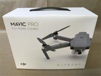 DJI Mavic Pro Drone Quadcopter w 4k Camera Fly Mor