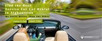 Find the Best Service For Car Rental in AFG