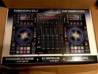 Denon MCX8000  Stand-Alone USB DJ Player  4-Deck D