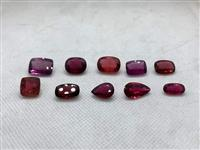 Beautiful Ruby light  From Afghanistan  For sale