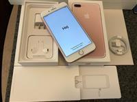 Apple iphone 7plus 256gb, WHATSSAP ME +12076141065