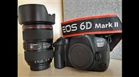 Canon EOS 6D Mark II DSLR Camera with EF 24-105mm