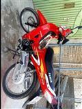 موترسایکل ۱۲۵cc پامیر رنگ سرخ