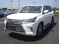 FAIRLY USED 2016 LEXUS LX 570 SUV Gulf Specs FOR S